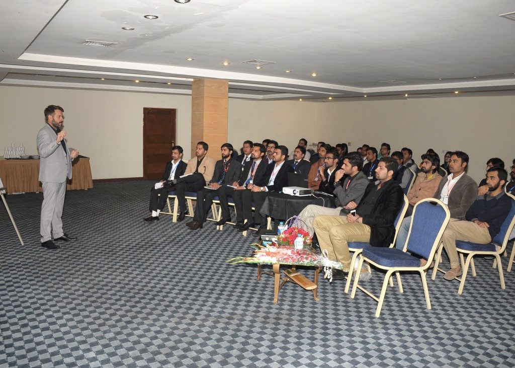 CEO Of SEO Resellers Australia Visit The Pakistan Branch Of The Company